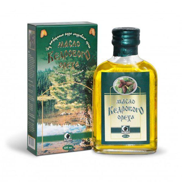 масло кедр 100 (сибпродукт) 1