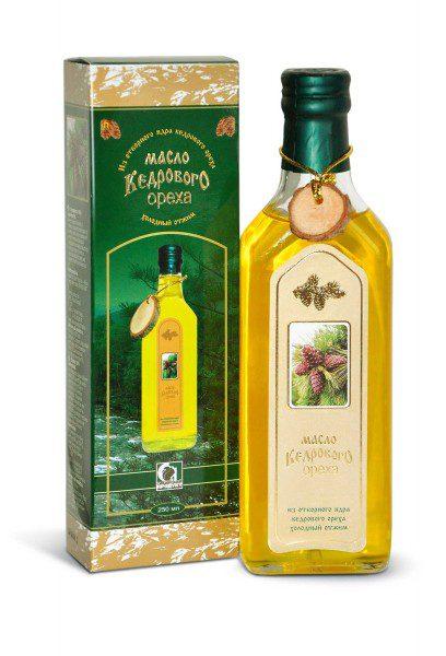 масло кедр 250 (сибпродукт) 1