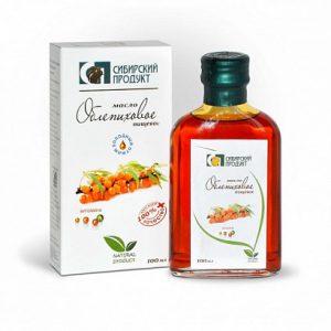 масло облепих 100 (Сибпродукт)
