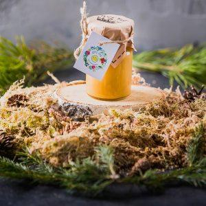 варенье мед с кедр орехом 3